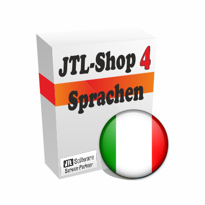 """Sprachdatei 4.x """"Italienisch"""" für JTL-Shop 4"""