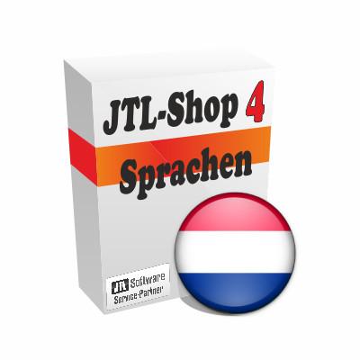 """Sprachdatei 4.x """"Niederländisch"""" für JTL-Shop 4"""