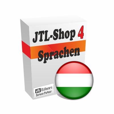"""Sprachdatei 4.x """"Ungarisch"""" für JTL-Shop 4"""