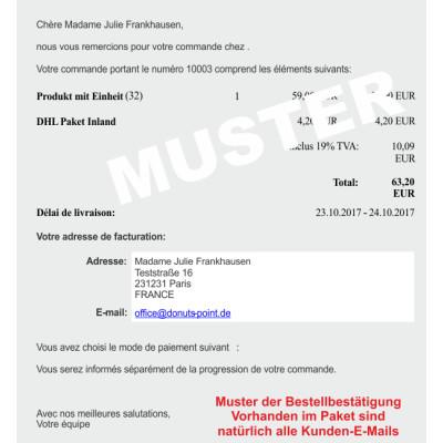 """E-Mail-Datei 4.x """"Französisch"""" für JTL-Shop"""