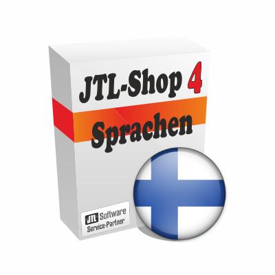 """Sprachdatei 4.x """"Finnisch"""" für JTL-Shop 4"""