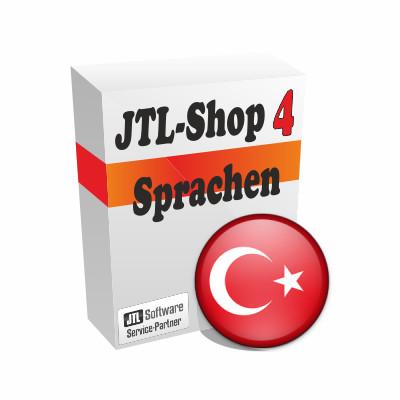 """Sprachdatei 4.x """"Türkisch"""" für JTL-Shop 4"""