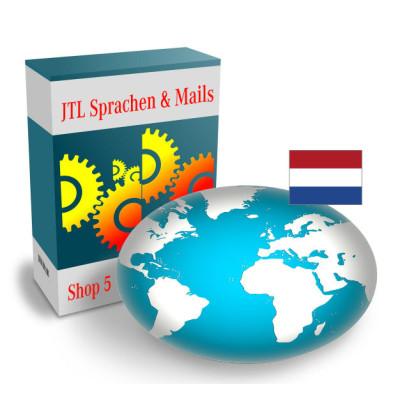 """Sprache """"Niederländisch"""" für JTL-Shop 5.x"""