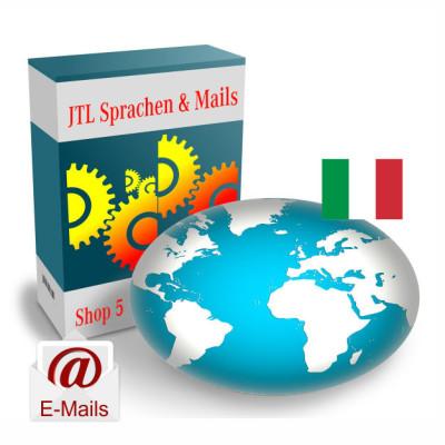 """Maildateien """"Italienisch"""" für JTL-Shop 5.x"""