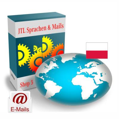 """Maildateien """"Polnisch"""" für JTL-Shop 5.x"""