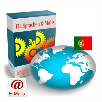 """Maildateien """"Portugiesisch"""" für JTL-Shop 5.x"""