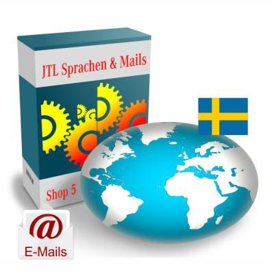 """Maildateien """"Schwedisch"""" für JTL-Shop 5.x"""